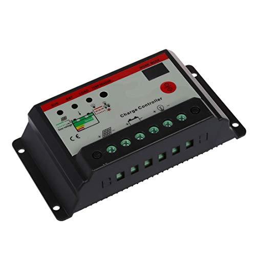 Handige regelaar opladen zonnepaneel zonnepaneel paneel controller 30A 12 / 24V