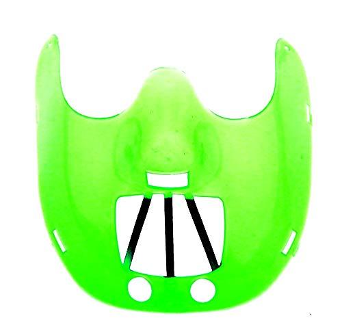 Masker - hannibal-spreker - de stilte van de onschuldigen - kostuums - vermommingen - carnaval - halloween - volwassenen - man - vrouw - origineel idee voor een verjaardagscadeau cosplay