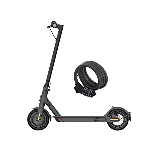 Mi Electric Scooter Essential DDHBC08NEB - Scooter electrico, 20 Km de autonomía
