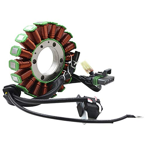 Ignition Stator Magnet Replacement Igniter Accesso Motorcycle Generator Stator Coil Comp fit for Polaris Sportsman 500 HO X2 4x4 Touring Forest Tractor Ranger Crew 500 Carb EFI