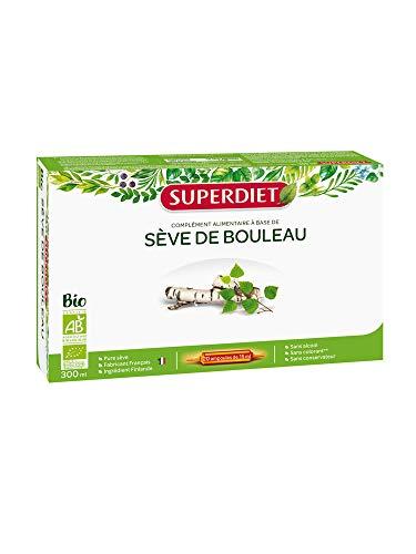 Super Diet - Sève de bouleau bio