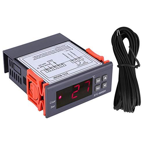 Temperaturregler, digitaler Mikrocomputer-Thermostat, Kühl-Heizungsregler, Temperaturregler mit Heizung und Kühlung für die Kühlung, Meeresfrüchte-Maschine, Warmwasserbereiter