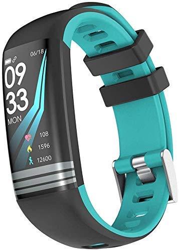 GANG Fitness Tracker Smart Fitness Tracker Fitness Watch Pulsera Inteligente, G26S Impermeable Touch Bluetooth Bluetooth Smart Pulsera Fitness Tracker Sport Muñequera Deporte Fitnes