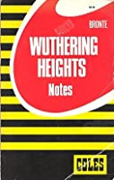 Coles Notes Wuthering Heights 0774033797 Book Cover