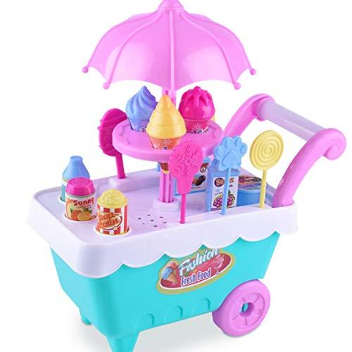 carrito helados de la marca Dmrtek