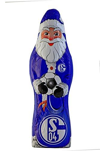 WEIHNACHTSMANN NIKOLAUS FC SCHALKE 04 S04 2015