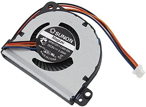 Ventilador de CPU Nuevo ventilador de refrigeración de CPU para portátil Reemplazo para Toshiba Portege Z830 Z835 Z930 Z935...
