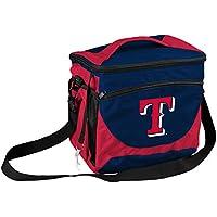 logobrands MLB Texas Rangers Cooler 24 Can