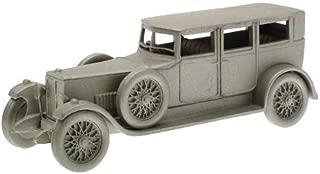 Danbury Mint authentic scale replica pewter car Daimler Double Six 50 1929