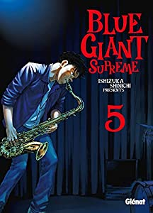Blue Giant Supreme Edition simple Tome 5