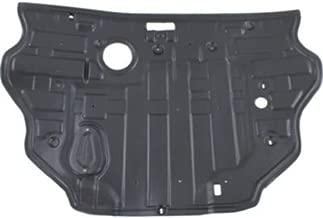 CPP Rear Engine Splash Shield Guard for 2011-2014 Hyundai Sonata HY1228172