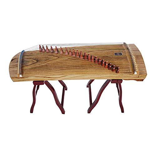 N /A Guzheng, Chinesisch Musikinstrument, 100cm Kleine Guzheng mit dem gleichen Ton als Professional Guzheng, 21 Streicher, Einleitende Praxis, mit einem kompletten Satz von Zubehör
