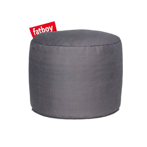 Fatboy Hocker Point Stonewashed Grau