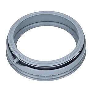 LUTH Premium Profi Parts - Goma de puerta para cargador frontal de lavadora | Compatible con Bosch Balay Siemens Neff 00361127 361127