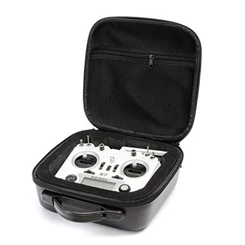 L'Arc en-Ciel Realacc Handbag Backpack Bag Case with Sponge for Frsky Taranis X9D PLUS SE Q X7 Transmitter for RC Drone