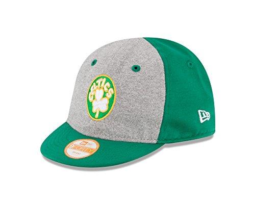 NBA Boston Celtics Kids Heather Tot 940 Adjustable Cap, Toddler, Gray