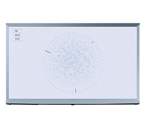 SAMSUNG The Serif GQ55LS01TBU 139,7 cm (55') 4K Ultra HD Smart TV WiFi Azul The Serif GQ55LS01TBU, 139,7 cm (55'), 3840 x 2160 Pixeles, QLED, Smart TV, WiFi, Azul