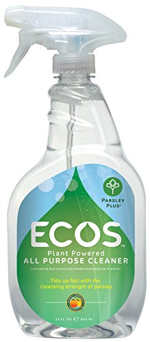Earth Friendly Products Parsley Plus Cleaner, 22-Ounce (Pack of 2)