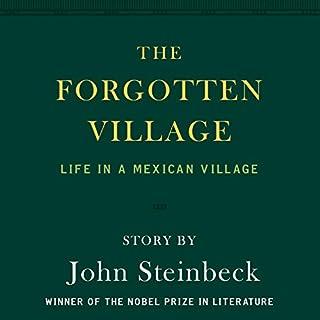 The Forgotten Village cover art