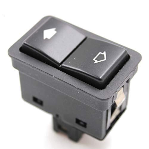 MYlnb Interruptor de Ventana Elevador de 4 Piezas, para BMW E36 318i 318is 325i 325is 61318352148