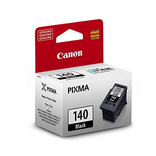 Canon Cartucho de Tinta PIXMA PG-140 NEGRO