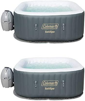 Top 10 Best hot tub inflatable coleman Reviews