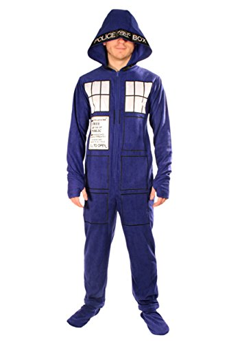 Undergirl Doctor Who: Adult Tardis...