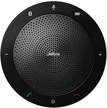 Jabra Speak 510 Speakerphone Bundle with Renewed Headsets Stress Ball (Renewed)