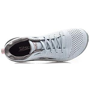 ALTRA Women's Paradigm 4.5 Road Running Shoe, Blue - 9.5 M US