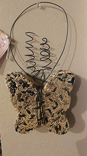 Large Butterfly Shaped Bird Seed Cake