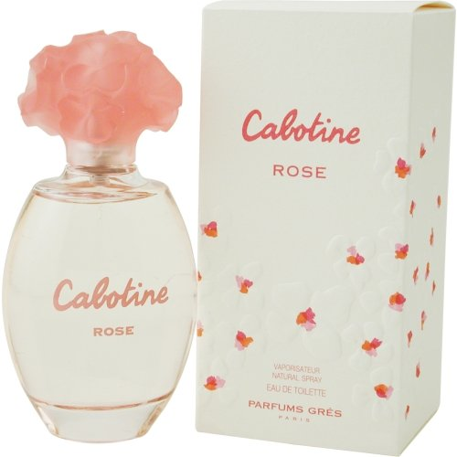 CABOTINE ROSE by Parfums Gres EDT SPRAY 3.4 OZ