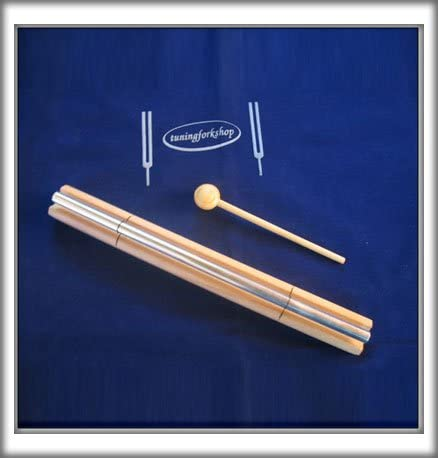 Limited price TFS Tuningforkshop Sound Healing Energy Hz Chime Bar 432 High material