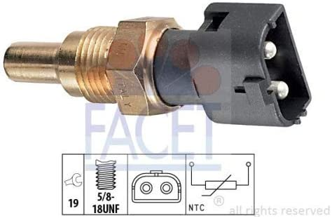 FACET COOLANT OIL FUEL TEMPERATURE with Compatible 7.3091 Indianapolis Mall SENDER Be super welcome