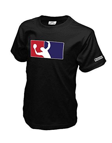 Jayess | myShirtStore - Camiseta de manga corta - para niño negro 98-104 cm