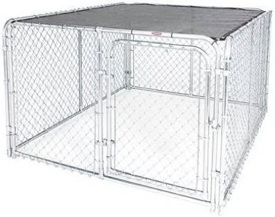 Stephens Pipe NEW Steel DKTB10608 Sunblock New life Top Dog for x Kennel 6