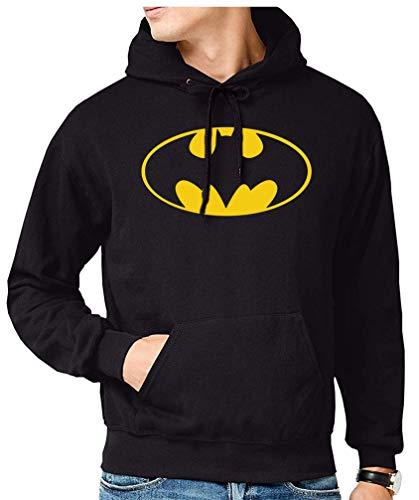 Sudadera de Hombre Batman Robin Joker DC Gotham 001 S