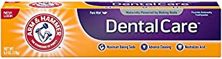 Arm & Hammer Dental Care Toothpaste, 6.3 oz (Pack of 6) (Packaging May Vary)