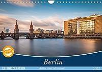 Berlin - Bilder einer Metropole (Wandkalender 2022 DIN A4 quer): Auf Entdeckungsreise durch eine der interessantesten Staedte Europas (Monatskalender, 14 Seiten )