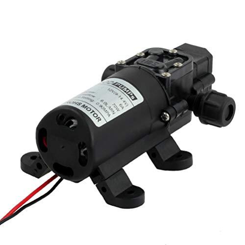 Vosarea 1PC Automatische Diaphragma Pumpe 12V 6A 6L /Min Mini Wasser Sprayer Selbst -Priming Electric Car Washing Pump