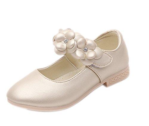 La Vogue Zapatos Princesa Niña Flor Boda