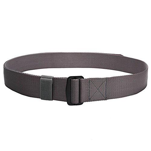 OLEADER Tactical Belt Military Utility Nylon Belt Combat Security Rigger Waist Belt Heavy Duty for...