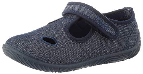 Chicco Sandalo Tomos, Zapatillas de Estar por casa Niños, Azul (Jeans 880), 27 EU