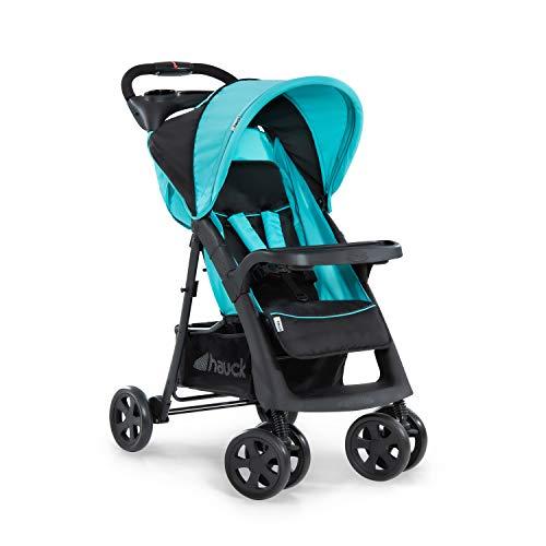 Hauck Shopper Neo II - Silla de paseo con respaldo reclinable, de 0 meses a 25 kg, plegado fácil y