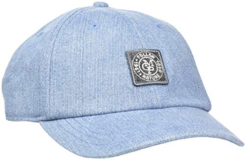 Marc O'Polo Herren 827811501078 Baseball Cap, Blau (Persian Blue 846), One Size (Herstellergröße: OSO)