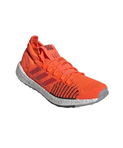adidas Uomo Pulseboost HD M Scarpe da Corsa Rosso, 40 2/3