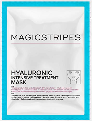Magicstripes Hyaluronic Intensive Treatment Mask, Einzelmaske