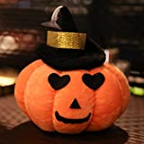 Cute Pumpkin Pillow Doll Doll, Doll Devil Pumpkin Plush Toy, Regalo De Halloween 45 Cm Tao Xin Yan