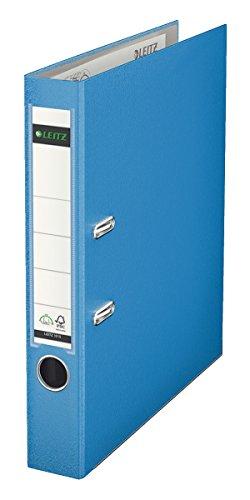 Leitz 10155030 Qualitäts-Ordner (A4, 2-fach-Lochung) hellblau