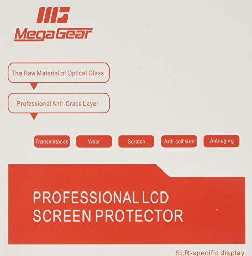 MegaGear MG1527 - Protector de Pantalla LCD para Nikon Coolpix P1000, Transparente