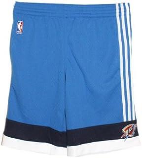 release date 08cd0 1e8d4 adidas pour Homme Oklahoma City Thunder Court Court Short Bleu